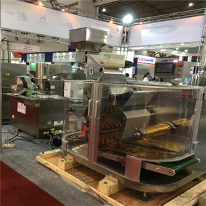 NSL-350 automatic blister strip packing machine for tablet