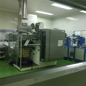 Multi-lanes sachet packing machine for granule purchased by Pakistan customer