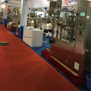 On 2016 pharmaceutical packing machinery exhibition