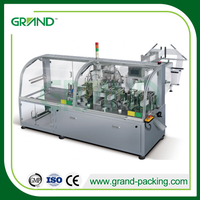 Single sachet cleaning wet tissue packing machine
