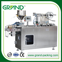 DPP-150 Small Butter Blister Packing Machine Margarine Liquid Blister Packaging Machine