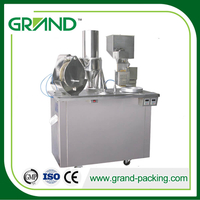CGN-208D Pharmaceutical Powder Granule Small Semi Automatic Capsule Filling Machine