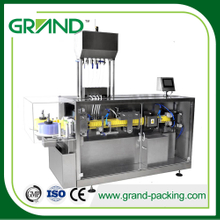 农药/液肥全自动塑料安瓿/成瓶灌装封口机