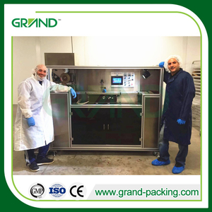 NSF-600 full automatic pharmaceutical liquid/hard capsule banding sealing machine