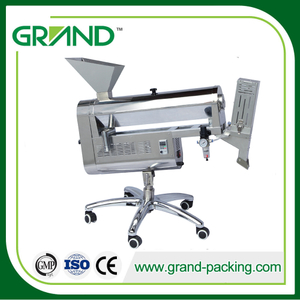 Semi Automatic Capsule Polisher Sorter Capsule Polishing and Sorting Machine