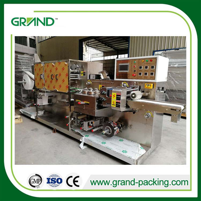 Automatic Single/double Piece Wet Tissue Packing Machine